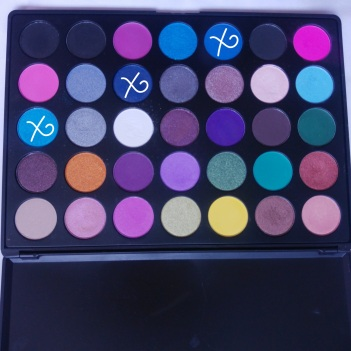 Morphe Brushes 35s Palette