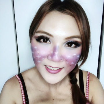 Galactic Princess Makeup